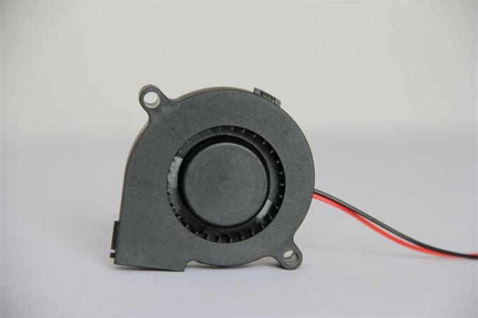 60 ×60 ×18mm Ball  Bearing Fan , 2.4 Inch 5v 12v 24v DC Centrifugal Fan