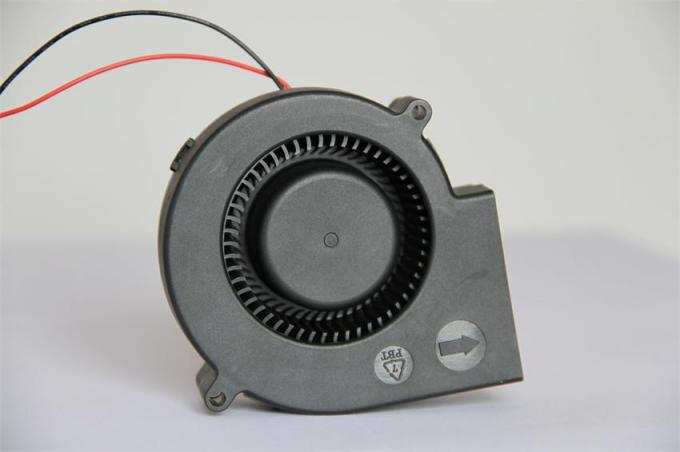 97mm High Air Flow Fan 4500 RPM / 12V DC Centrifugal Blower Fan 3.8 Inch