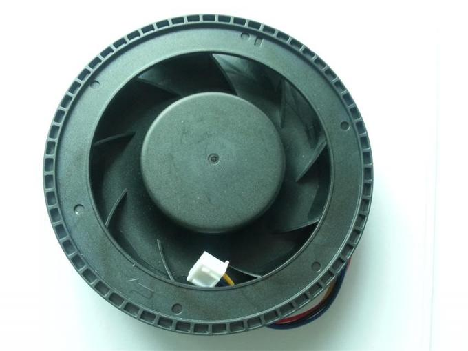 4.7 Inch DC Centrifugal Fan  For Industrial / 120mm Machinery DC Ventilation Fan