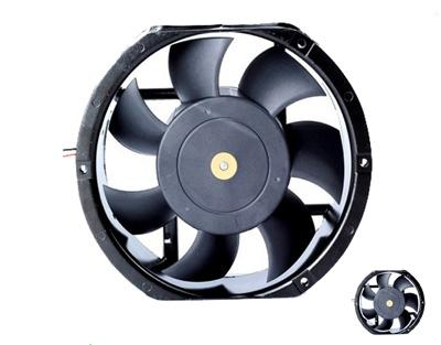 7 Inch Dc Axial Fans / High Air Flow Low Niose Computer Cabinet Fan 172mm x 172mm x  51mm