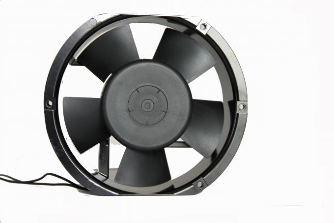 172m 220v ac brushless fan round explosion proof for Red wing ball bearing ac motor