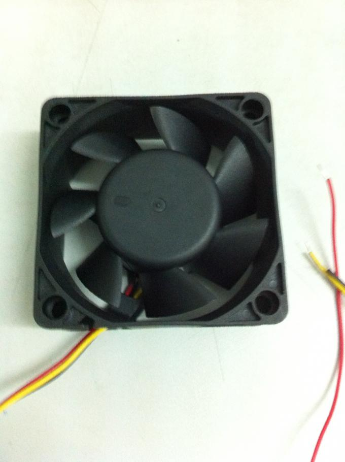 Small Electronic Equipment Cooling Fans DC Brushless Fan 60mm X 60mm X 25mm