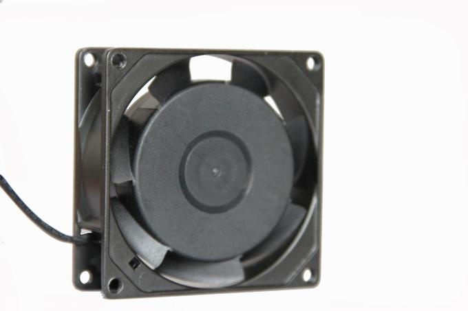 Ball Bearing 2500RPM EC Axial Fan Equipment Cooling Fans AC 12V - 27.6V