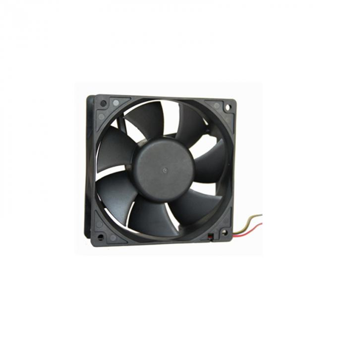 Laptop 4.7 Inch DC Brushless Fan , Axial Motor Fan For Industrial Ventilation