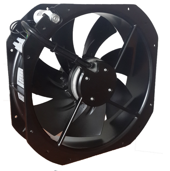 11 Inch Metal Blade 220v axial AC Brushless Fan 280*280*80mm for industry enquipment