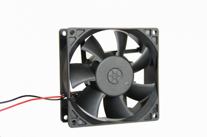 92 x 92 x 32 Mm 12 Volt Brushless Fan , computer cooling fan 6500 RPM