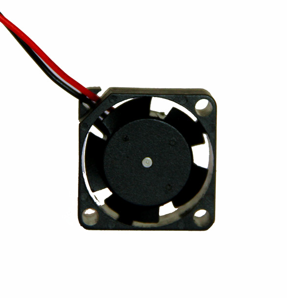 Small 2010 High Speed DC Brushless Fan 5V / 0.14 inch 20 x 20 x 10 mm with FG IP58 function