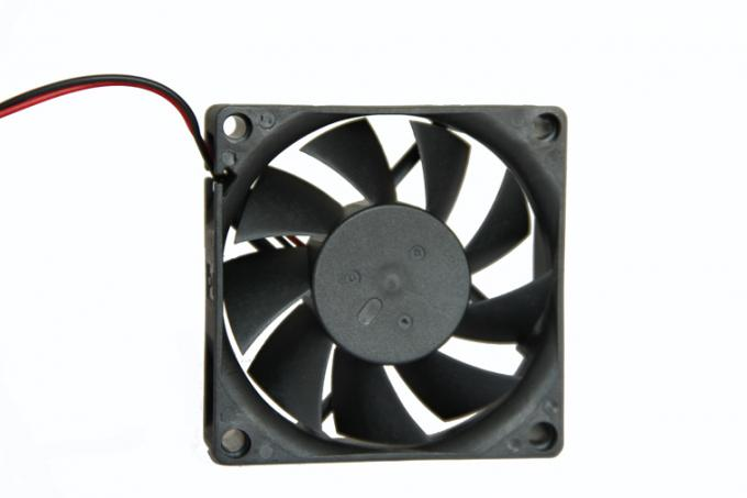 4500 RPM DC Axial Fan , Air Ventilation Fan 48g With FG PWM RD 7015