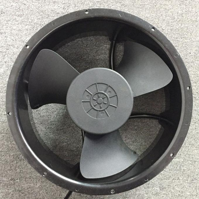 China 980CFM axial Equipment Cooling Fans 24V 48V DC waterproof ventilation metal fan for industrial supplier