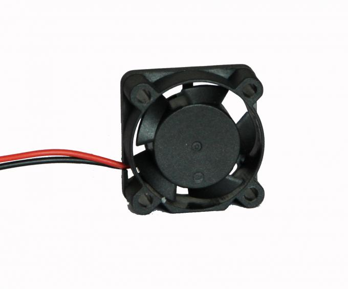 25mm Electronics Cooling Fans , 2 Pin High Speed Cooling Fan Waterproof IP58