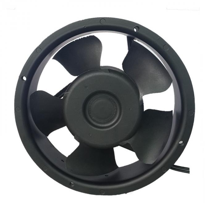 172mm High 400 500 Cfm 12v Dc Radiator Cooling Fan Waterproof With IP55 56 68 Specification