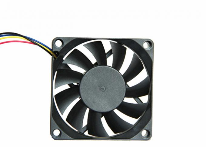 Small Dc Cooling Fans 24V , High Rpm Cooling Fan 1.8-7.2W With CE ROH Approval