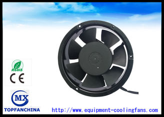 China 172m 220V AC Brushless Fan / Round Explosion Proof Brushless Motor Fan supplier