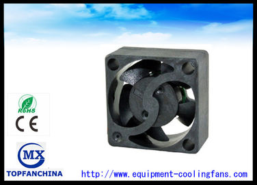 17mm Long Lifespan Plastic Transformer Cooling Fans Axially Grooved Bearing