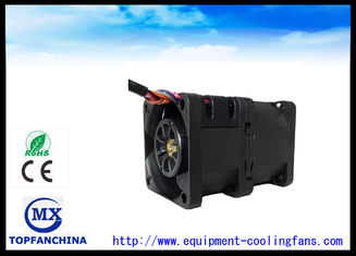 China Waterproof IP55 Laptop Cooling Fan , Plastic Computer Cooling Fans supplier