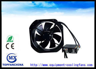 Aluminum Explosion Proof Exhaust Fan Ball Bearing , 13.8 Inch Roof Exhaust Fans