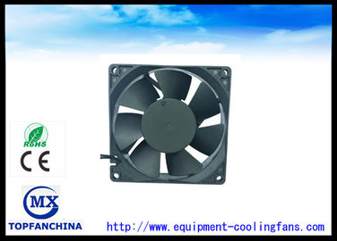 China Electronic Equipment Cooling Fans AC Industrial Exhaust Fan 3.6 Inch AC Motor supplier