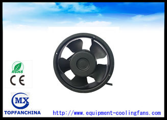 6.8 Inch 5 Blades Round Equipment Cooling Fans 172mm IP68 Computer Cooling Fans