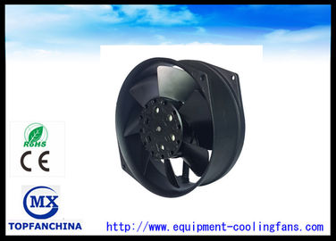China Electric AC Brushless Fan  /  6 . 7 Inch Industrial 220v Cooling Fan 170mm X 55mm supplier