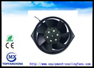 China 110v Industrial Ventilation Fans AC Brushless Fan 6 . 7 Inch Brushless Cooling Fans supplier