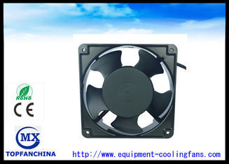 China 120mm Electronic Equipment Cooling Fans 110v /  220v AC Brushless Fan supplier