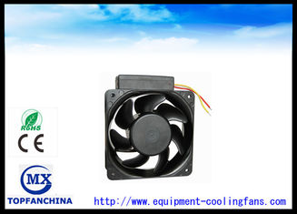 China External Metal 6.3 Inch Equipment Cooling Fans For Electronics supplier