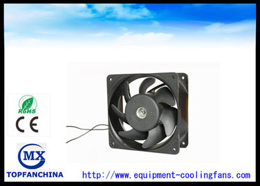 China 6.3 Inch Electric Audio Equipment Cooling Fans 160 × 160 × 62mm supplier