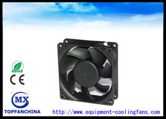 China 3.2 Inch EC Axial  Fan  /  AC TO DC Save Energy Fan 80mm x 80mm x 25mm / EC Motor supplier