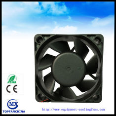 China Small Electronic Equipment Cooling Fans DC Brushless Fan 60mm X 60mm X 25mm supplier