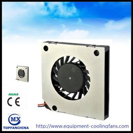 Brushless 4mm Thick Axial Electronics Cooling Fans Low Niose