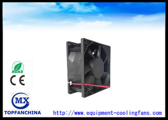 China 92mm X 92mm X 38mm DC Reversible Brushless Fan / 3.6 Inch High Air Pressure Motor Fan supplier