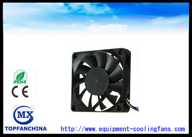 China Plastic Frame Computer Electronics Cooling Fans 12v Axial Blower Fan supplier