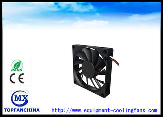 China DC Axial Motor Cpu Computer Case Cooling Fan 80 X 80 X 15mm supplier
