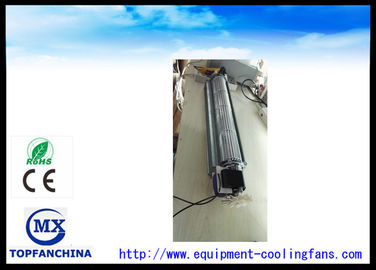 China Aluminum crossflow fans With the Wall Or Other Place Cooling CE supplier