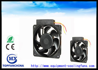 China Elevator Industrial Equipment Aluminum Fans 160mm x 160mm x 62mm supplier