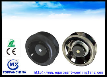 China 225mm × 99mm Backward Curved DC Centrifugal Fan  / DC Duct Inline Cooling Fan supplier