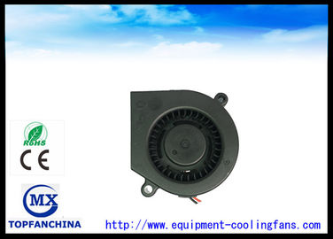 China 60×60×15mm Equipment Cooling Fans , DC Radiator 60mm 2.4 Inch Fan Motor supplier