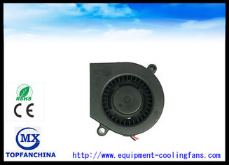 60×60×15mm Equipment Cooling Fans , DC Radiator 60mm 2.4 Inch Fan Motor