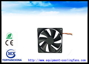 China 4.7 Inch Radiator Car DC Brushless Cooler Fan 120mm ×120mm × 25mm supplier