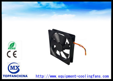 China 120 × 120 × 25 mm  Computer Case Cooling Fan  /  4.7 Inch Axial Cooler Fan With PWM supplier