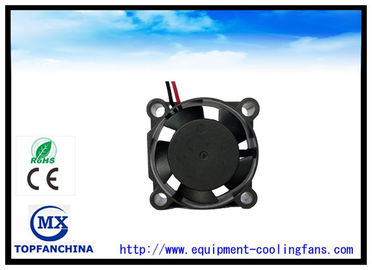 China High Temperature Dc Brushless Fan 12v Small Electronic Cooling Fans 25mm X 25mm X 10mm supplier