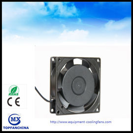China Ball Bearing 2500RPM EC Axial Fan Equipment Cooling Fans AC 12V - 27.6V supplier