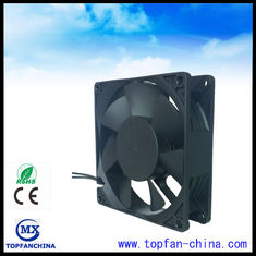 "China Customized 3.7"" 110V AC Cooler Fan , 92mm Metal Blade Equipment Cooling Fans supplier"