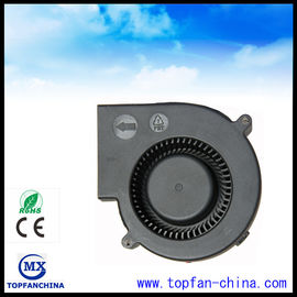 China 97mm High Air Flow Fan 4500 RPM / 12V DC Centrifugal Blower Fan 3.8 Inch supplier