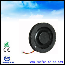 China 4.7 Inch DC Centrifugal Fan  For Industrial / 120mm Machinery DC Ventilation Fan supplier