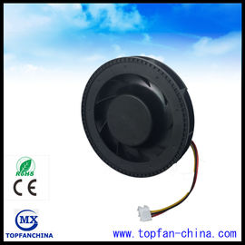 China 12V - 24V Plastic DC Centrifugal /  DC Brushless Fan for Air Purifier 100mm supplier