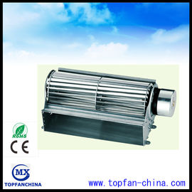 China Elevator Tubular 12V / 24V DC Centrifugal Fan , 60x240mm Cross Flow Fans supplier