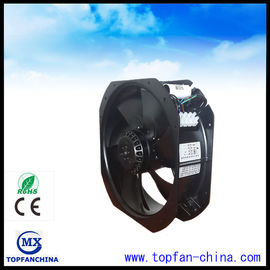 China Metal Blade 220V / 380V Brushless Industrial AC Motor Fan 50Hz / 60Hz supplier
