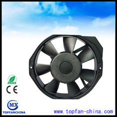China AC 220V / 240V 2500RPM Equipment Cooling Fans With Magnet Wires supplier