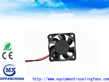 China Portable Plastic 40 x 40 x 15mm DC 24V Computer Case Cooling Fans supplier